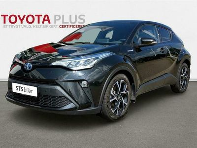 brugt Toyota C-HR 1,8 Hybrid C-LUB Multidrive S 122HK 5d Aut.