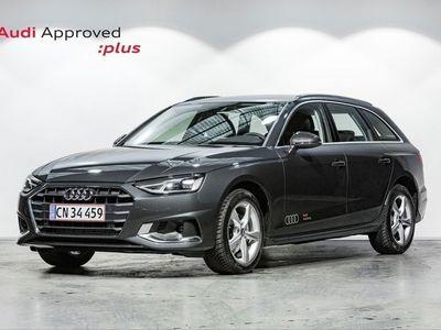 brugt Audi A4 40 TFSi Advanced Avant S-tr.