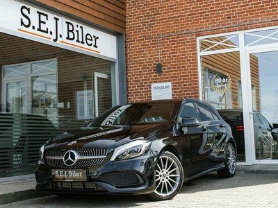 usado Mercedes A200 1,6 AMG Line Van 156HK aut 5d