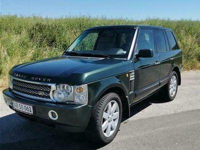 brugt Land Rover Range Rover 4,4 Vogue 4x4 286HK 5d Aut.