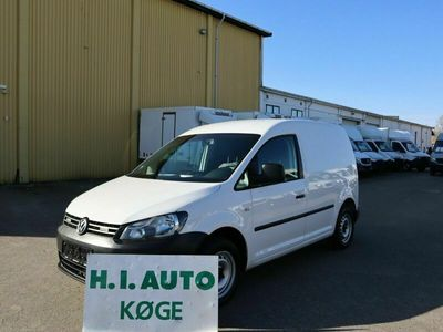 brugt VW Caddy 1,6 TDi 102 DSG BMT Van