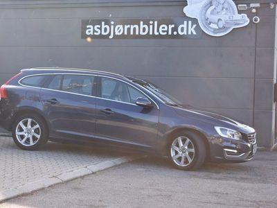 brugt Volvo V60 2,4 D5 215 Momentum