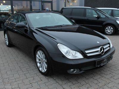 käytetty Mercedes CLS320 3,0 CDI 224HK 7g Aut.