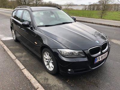 brugt BMW 320 d, meget udstyr (E91)