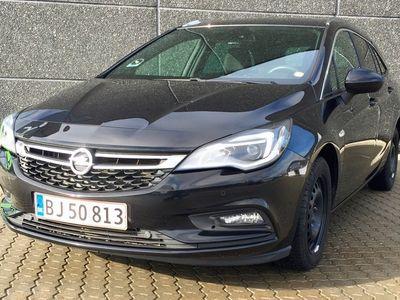 brugt Opel Astra 6CDTi 136HK Sports Tourer Aut.