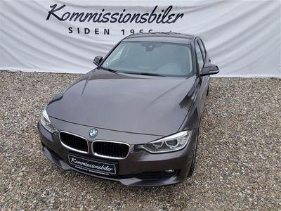 brugt BMW 320 d 2,0 D 184HK 8g Aut.