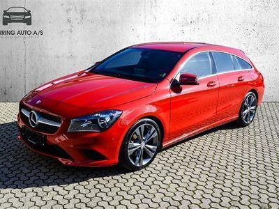 used Mercedes CLA200 Shooting Brake 2,1 CDI 7G-DCT 136HK Stc 7g Aut.