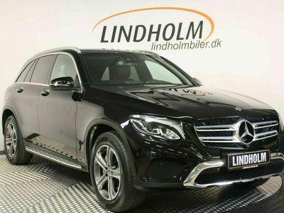 brugt Mercedes GLC250 d 2,2 aut. 4Matic Van