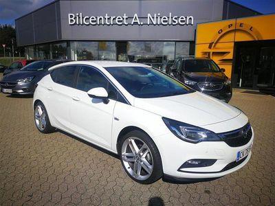 brugt Opel Astra 0 Turbo ECOTEC Impress 105HK 5d