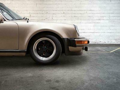 brugt Porsche 911 3,3 Turbo