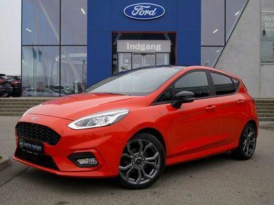 brugt Ford Fiesta 1,0 SCTi 125 ST-Line
