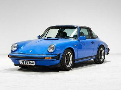 brugt Porsche 911S 2,7 Targa