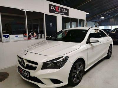 brugt Mercedes CLA180 1,5 CDi Urban