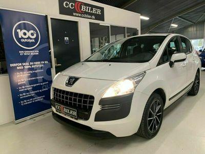 brugt Peugeot 3008 1,6 VTi Premium+