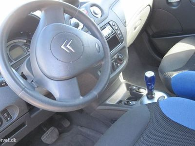 brugt Citroën C2 1,4 VTR Sensodrive 75HK 3d Aut.