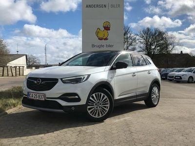 brugt Opel Grandland X Grandland XInnovation 2,0 CDTi 177HK MPV Aut.