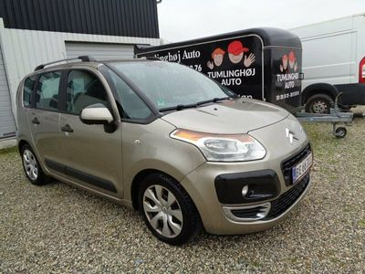 brugt Citroën C3 Picasso 1,6 HDi 110 Exclusive