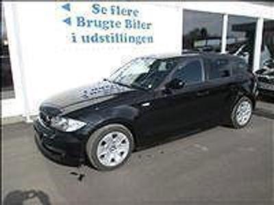 brugt BMW 116 d 2,0 D 116HK 5d 6g