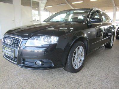 brugt Audi A4 2,0 TDi 140 S-line Avant