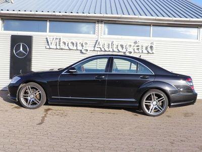 brugt Mercedes S500 aut.