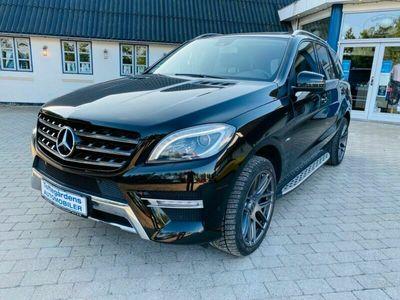 brugt Mercedes ML350 3,5 aut. 4Matic BE
