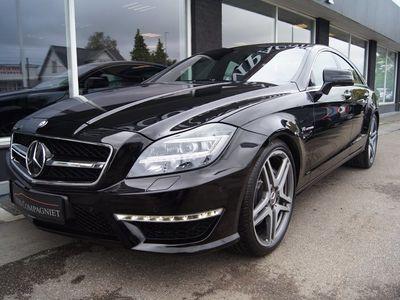 brugt Mercedes CLS63 AMG 5,5 AMG aut.