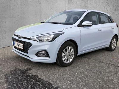 brugt Hyundai i20 1,25 Style Summer 84HK 5d