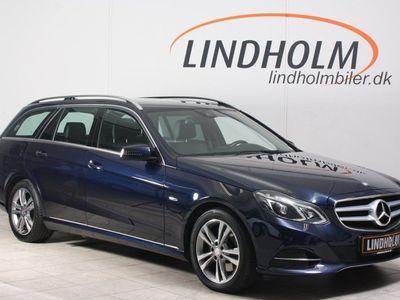 gebraucht Mercedes E350 0 BlueTEC Edition E stc. aut Van