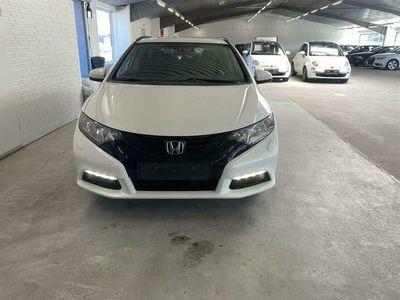 brugt Honda Civic 1,6 i-DTEC Comfort 120HK 5d 6g