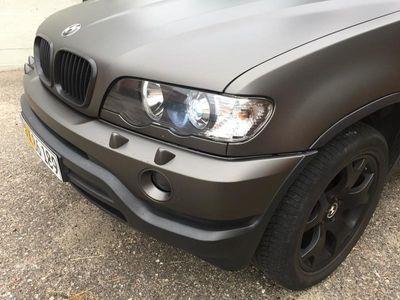 brugt BMW X5 4,4 I AUT.
