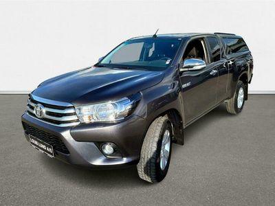brugt Toyota HiLux 2,4 D-4D T3 4x4 150HK DobKab Aut. D