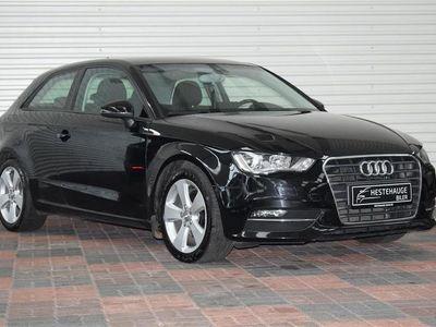brugt Audi A3 1,4 TFSI Ambition S Tronic 122HK 3d Aut.