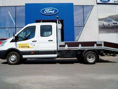 usado Ford Transit 350 L4 Chassis 2,0 TDCi 170 Db.Cab Trend RWD