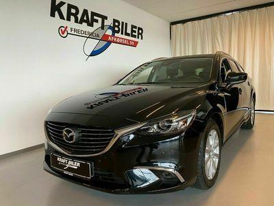 brugt Mazda 6 2,2 Sky-D 150 Vision stc.