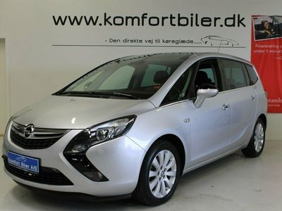 brugt Opel Zafira Tourer 2,0 CDTi 130 Cosmo eco
