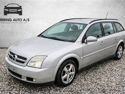 brugt Opel Vectra Wagon 2,2 Direct Elegance 155HK Stc