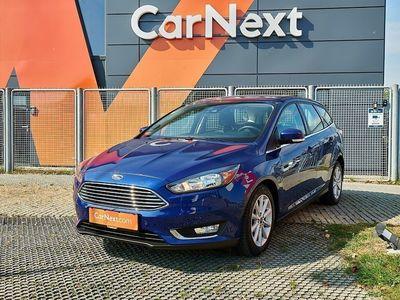 brugt Ford Focus 1,5 TDCi 120 Titanium stc. aut.
