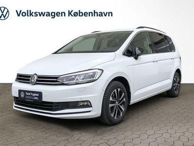 brugt VW Touran 2,0 TDi 150 IQ.Drive DSG 7prs