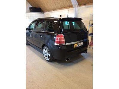 brugt Opel Zafira 2,0 Opc