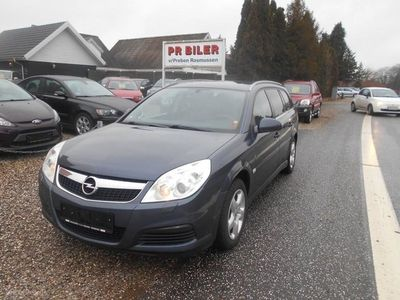 brugt Opel Vectra Wagon 2,2 Direct Elegance 155HK Stc 6g