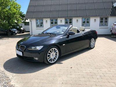 brugt BMW 325 Cabriolet d 3,0 Steptr.