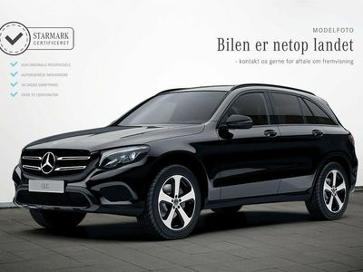usata Mercedes GLC220 d 2,2 aut. 4-M