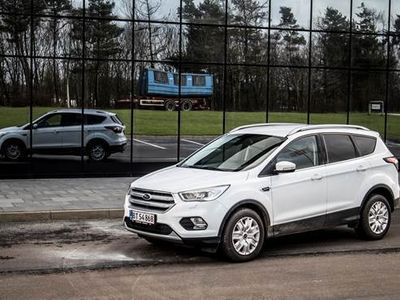 brugt Ford Kuga 1,5 1.5 Tdci (120 Hk) Suv Fwd (forhjulstræk) Automatisk