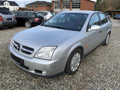 brugt Opel Vectra 1,8 16V Elegance 122HK