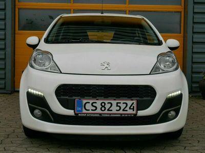 brugt Peugeot 107 1,0 Active