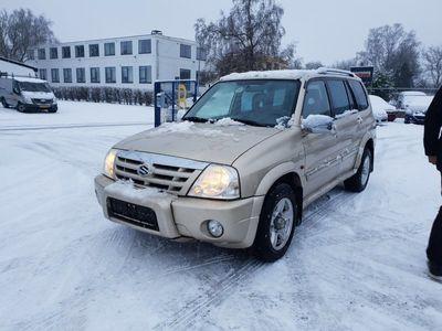 brugt Suzuki Grand Vitara 2,7 V6 XL7 US Edition aut.