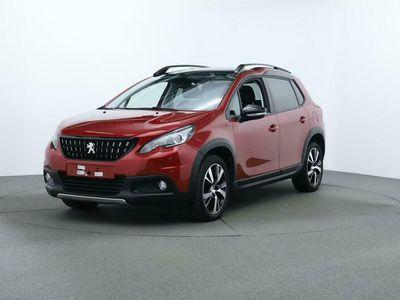 brugt Peugeot 2008 1,2 e-THP GT Line EAT6 110HK 5d 6g Aut. A+