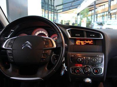 brugt Citroën C4 1,6 HDi 112 Seduction