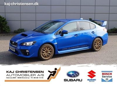brugt Subaru WRX STI 2,5 Turbo STI AWD 300HK