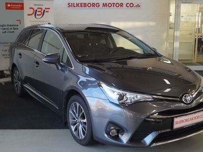 brugt Toyota Avensis 1,8 VVT-i T2 TS MDS